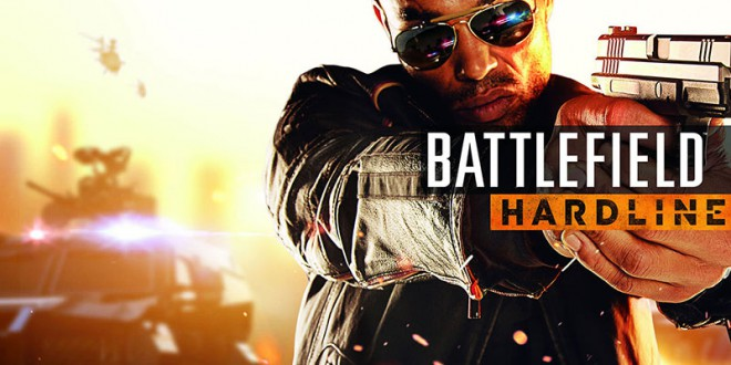 Battlefield Hardline PlayStation4
