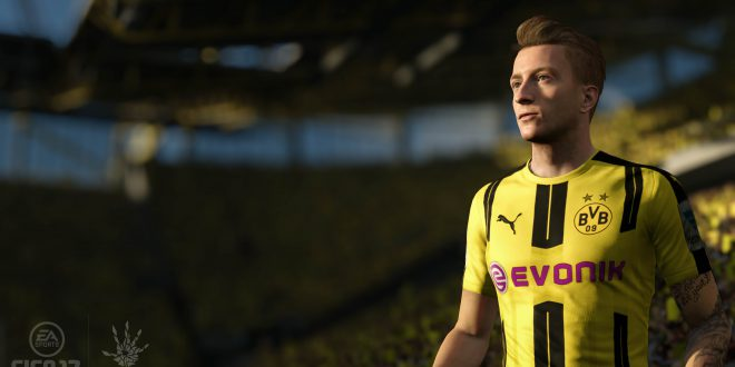 FIFA 17 PlayStation4